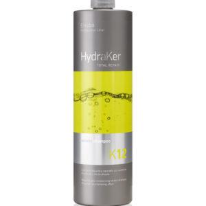 Shampoo med argan oile og keratin