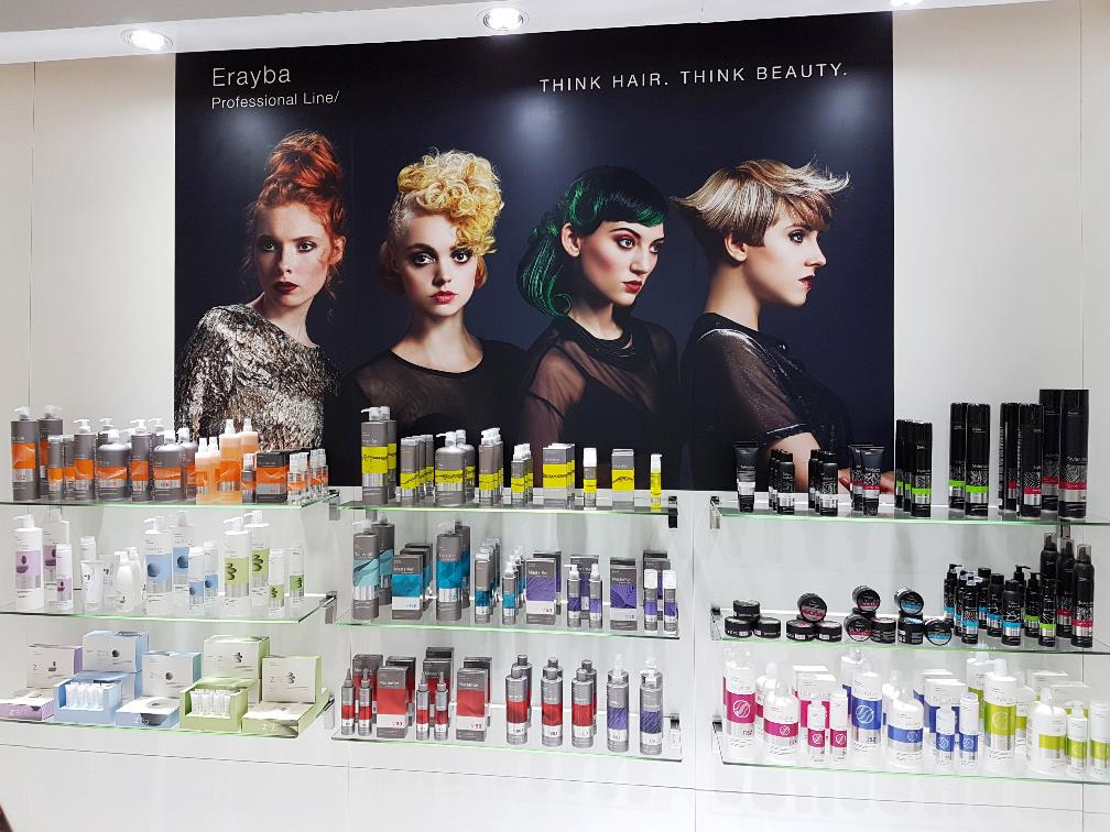 Erayba Danmark søger frisør
