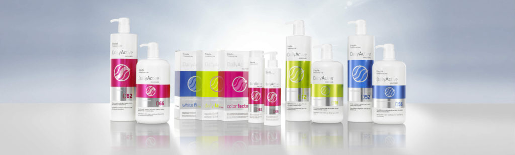 Shampoo og conditioner Erayba Danmark