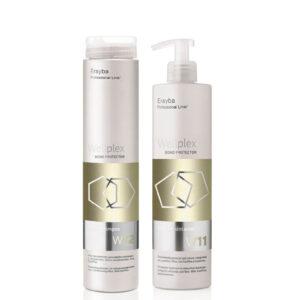 shampoo og conditioner til farvet hår. Indeholder også en maintainer.